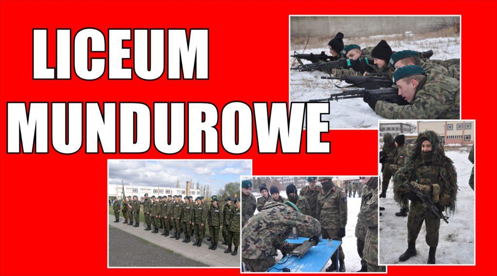 Liceum Mundurowe