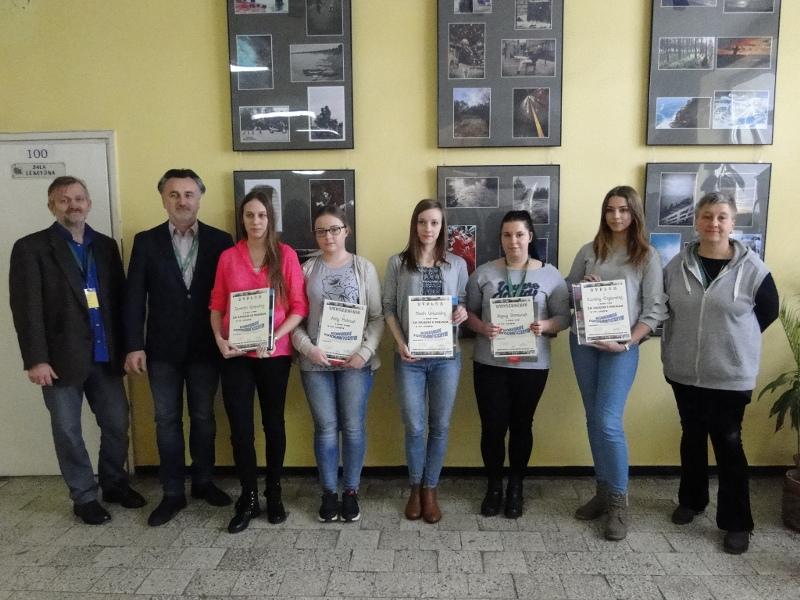 XIII Szkolny Konkurs Fotograficzny
