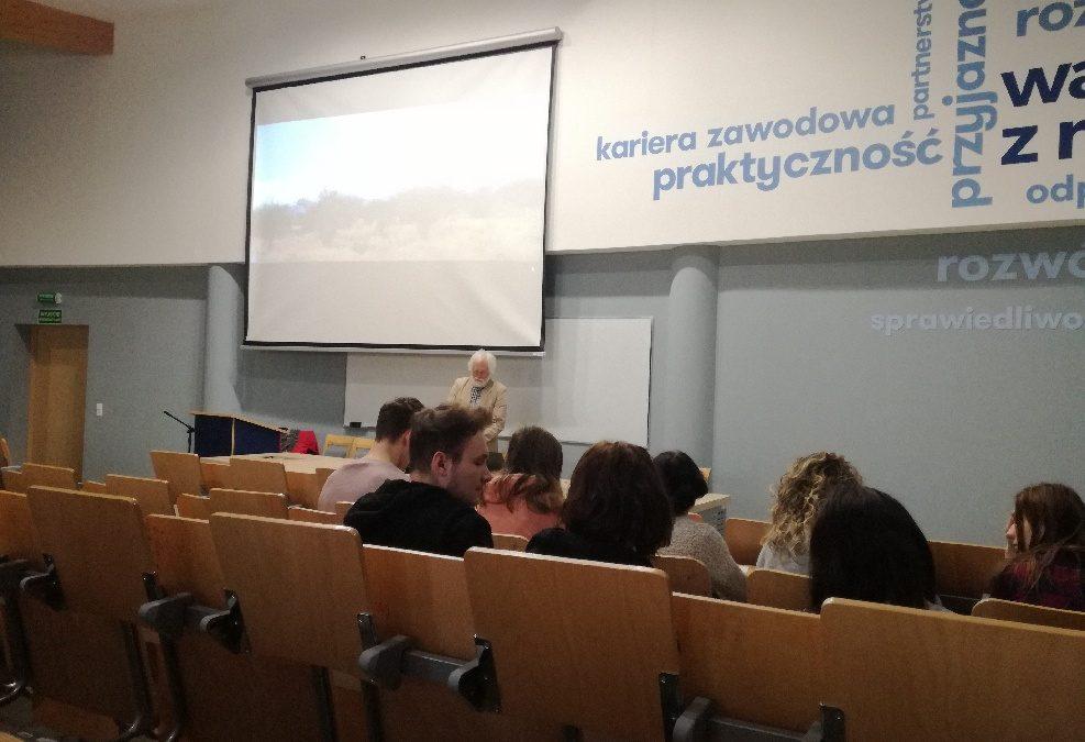 Wykład o Afryce