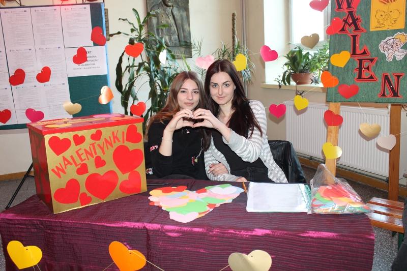 Walentynki w Hubalu