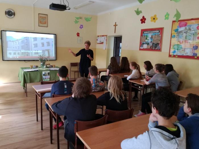 Targi szkół w Ciechocinku