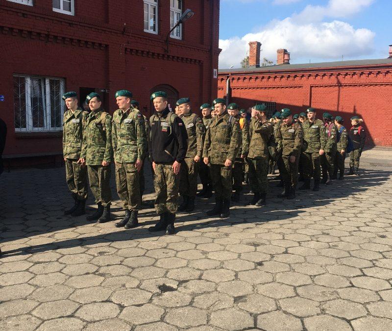 Szkolenie mundurówki