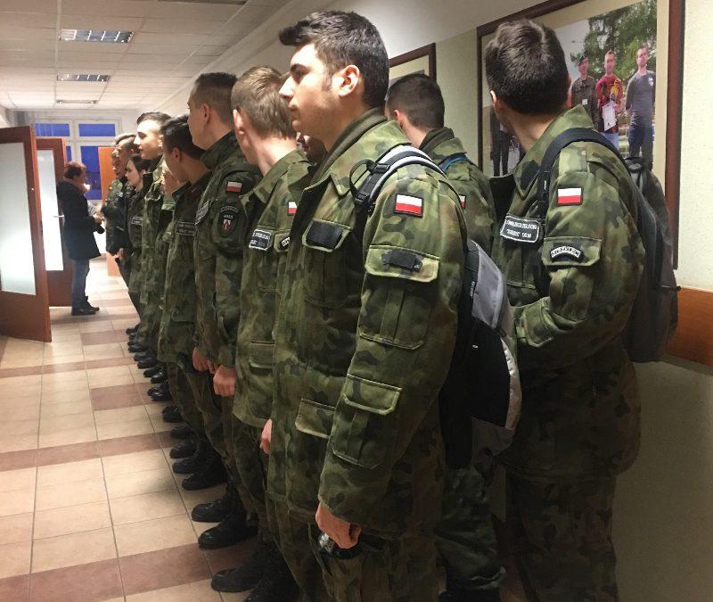 Mundurówka w batalionie dowodzenia