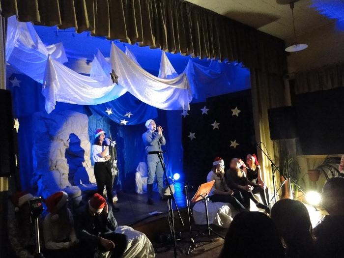 Jasełka i świąteczne spotkanie z rodzicami