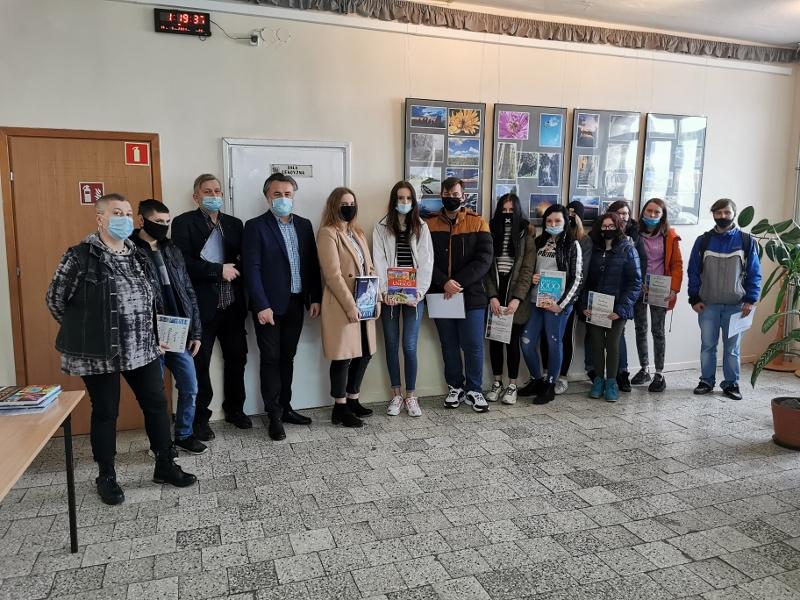 XVI Szkolny Konkurs Fotograficzny – rozstrzygnięty!