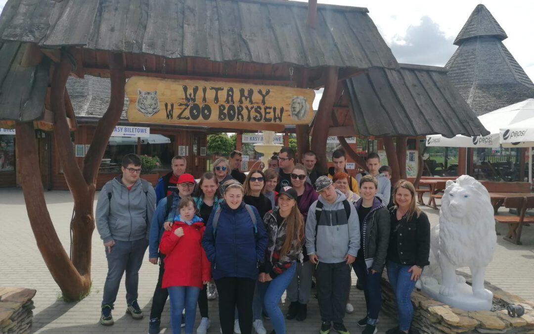 Wycieczka do ZOO Safari