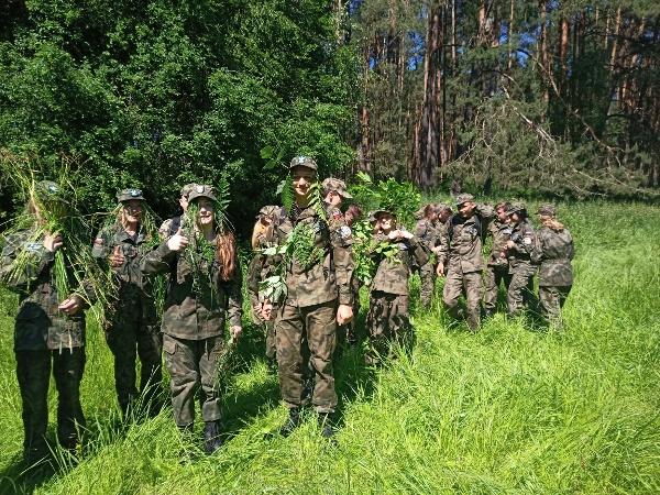 Obóz mundurówki